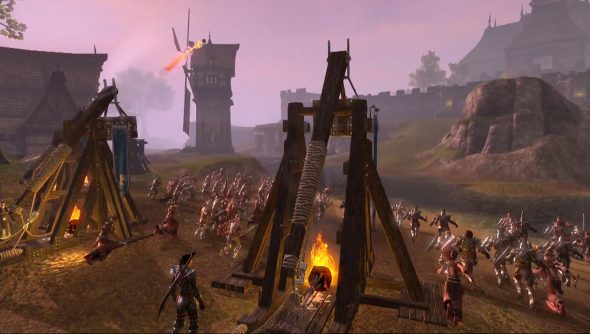 The Elder Scrolls Online launch trailer