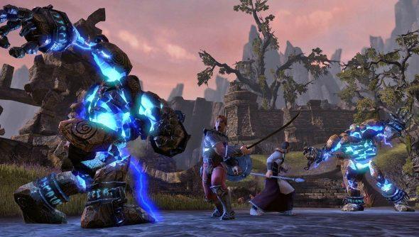 The Elder Scrolls Online beta patch