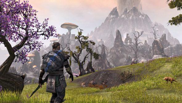 The Elder Scrolls Online VR
