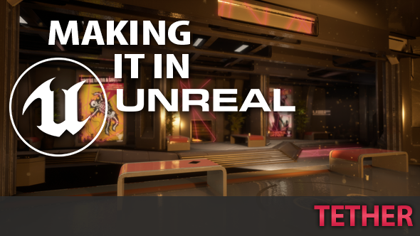Tether Unreal Engine 4