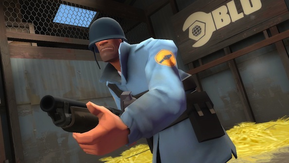 American team raises money to fly to i46 in the UK, beat everyone else at TF2