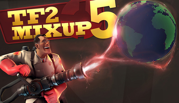 TF2 Mixup 5: What happened when Day[9], Yogscast and Tay Zonday opened fire for charity
