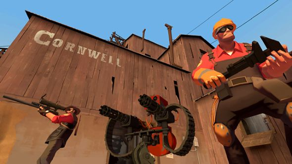 Penultimate Team Fortress 2 comic is finally out after 16 months
