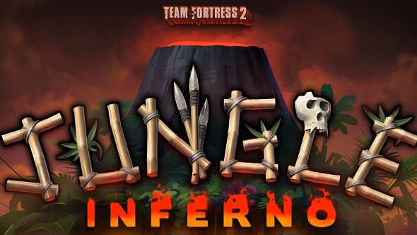 Team Fortress 2's Jungle Inferno event ends this weekend