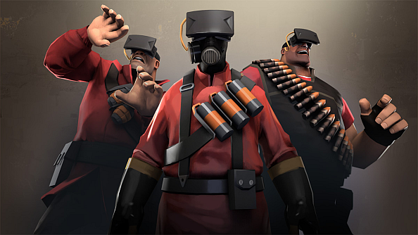 New Team Fortress 2 update fixes VR woes and improves the Linux version