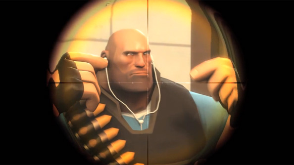 Is Team Fortress 2's lucrative ear-bud market being manipulated by mysterious cabal?