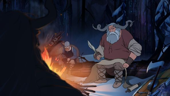 Stoic The Banner Saga King