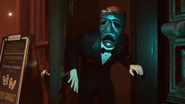Ken Levine lends a hand to former Irrational comrades Kickstarting The Black Glove