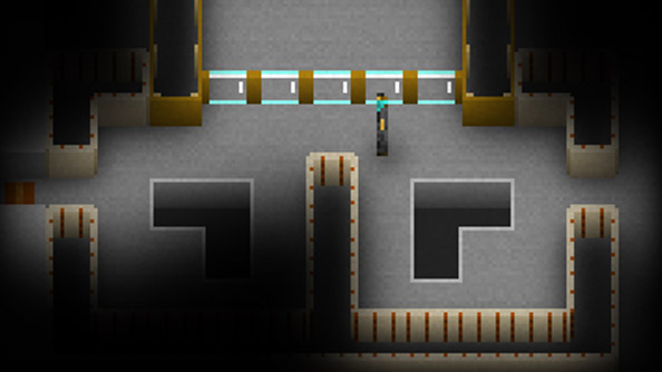 "The Castle Doctrine, Jason Rohrer's new game, is ""a massively-multiplayer game of burglary and home defense"""