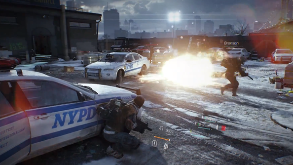 Revised ETA: The Division delayed until 2015