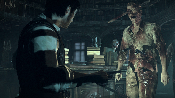 "Bethesda open The Evil Within's box of debug commands; unleash ""fully playable"" 60fps"