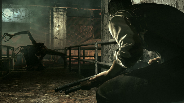 Bethesda's Evil Within demo should eliminate the possibility of hardware scares