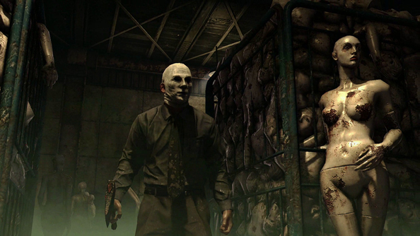 The Evil Within minimum system requirements are difficult to process