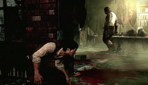 The Evil Within gameplay demo is so grimy you'll need to take a shower