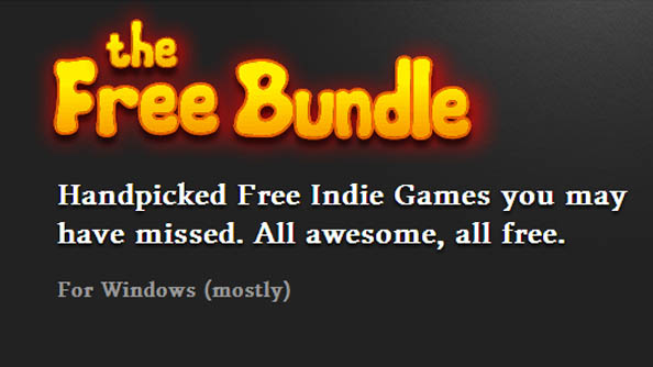Free Bundle gives indie games away for free