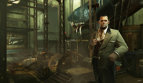 Dishonored's The Knife of Dunwall DLC officially announced for April 16