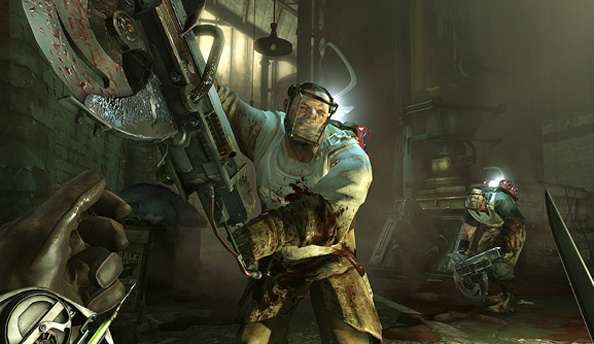 The Knife of Dunwall Dishonored DLC trailer spells Daud's doom via massive marine mammals