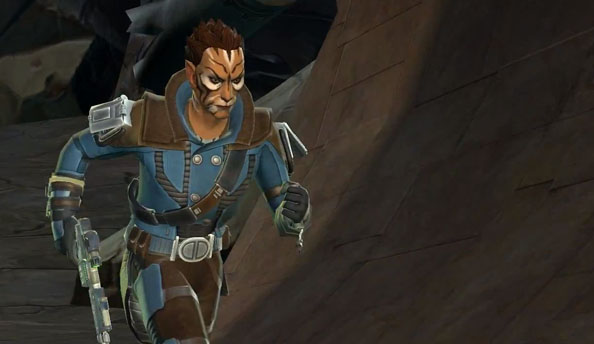 BioWare tease the Cathar as a playable race in Star Wars: The Old Republic