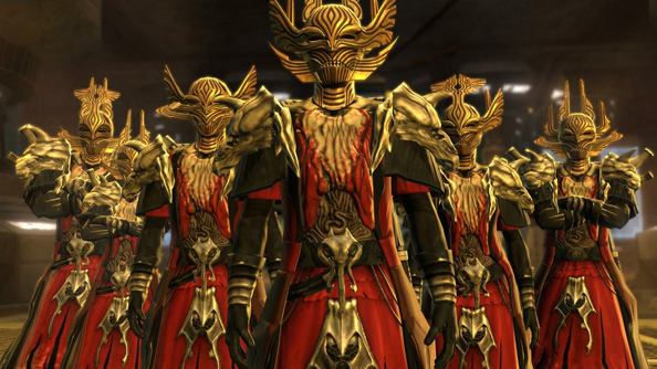 "Star Wars: The Old Republic 2.4 update is ""shaping up to be very big"", due in October"