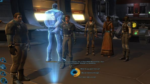 EA implicate shrinking interest in MMOs in The Old Republic's free-to-play fate