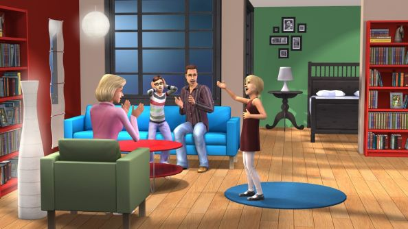 The Sims 2: when toddlers were a back-of-the-box feature.