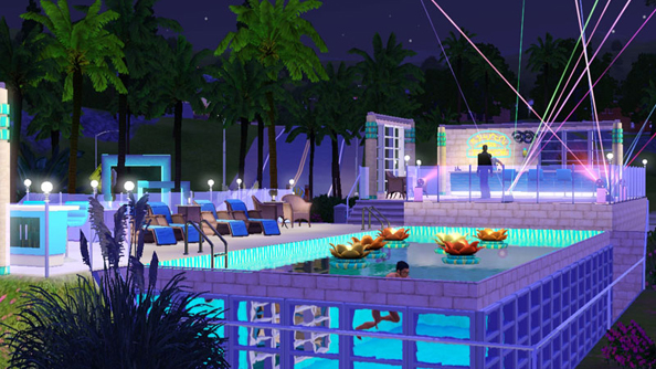 The Sims 4 will launch without swimming pools and toddlers (picket fences are still in)