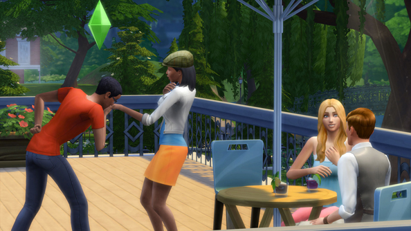 The Sims 4 does anger, sadness, embarrassment: all the classics