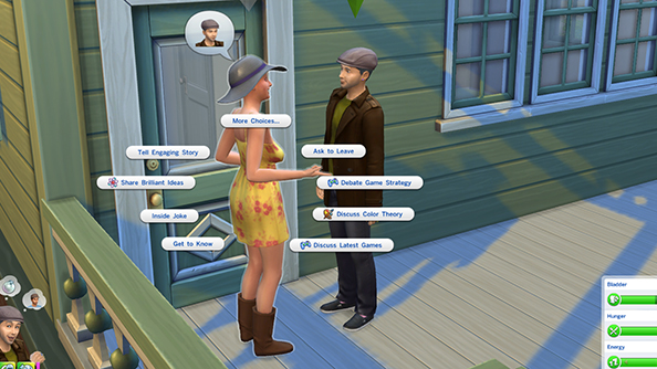 EA to repeal The Sims 4's accidental ban on gay names