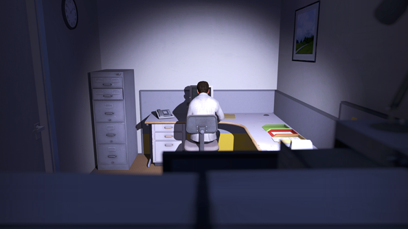The Stanley Parable now available to screw with Mac owners heads