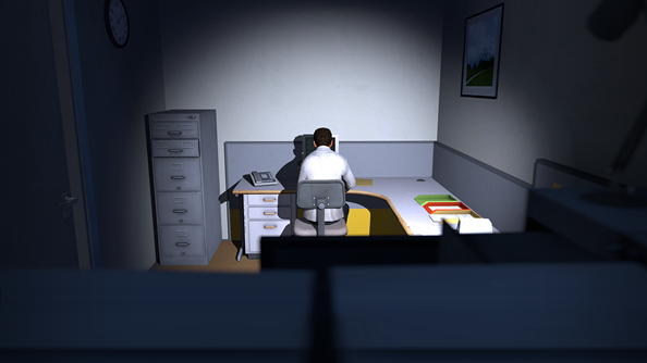 "The Stanley Parable sells over a million copies; ""The Narrator decided not to tell Stanley"""