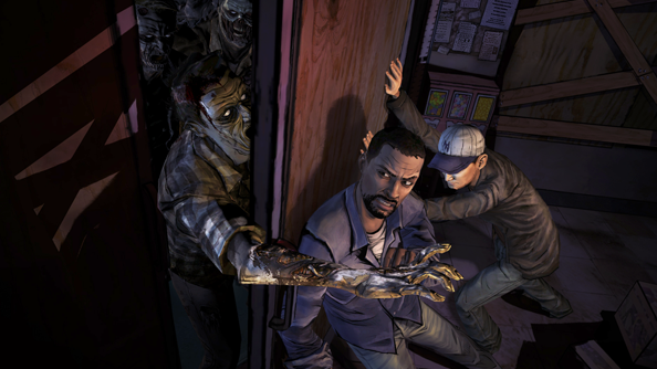 The Walking Dead season 2 will feature *ahem* and *ahem*