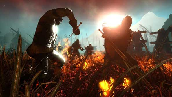 "CD Projekt RED tease The Witcher 3; sequel ""much closer to being completed"" than Cyberpunk 2077"