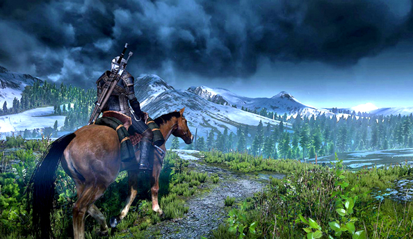 The Witcher 3: Wild Hunt screenshots abound, are exquisite