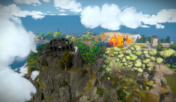 "The Witness PC will launch ""simultaneously or close to simultaneously"" with PS4, dev constraints willing"