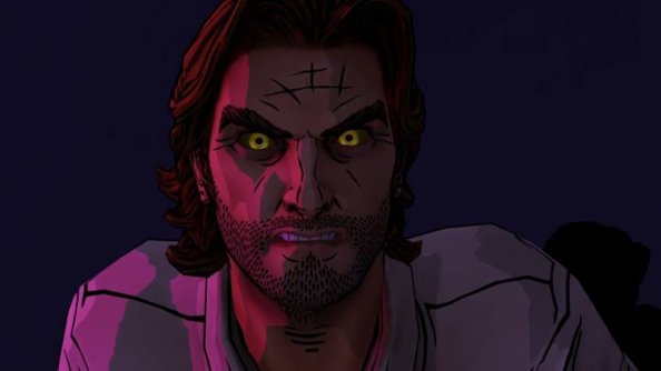 The cliffhanger at the end of Telltale's The Wolf Among Us won't ever be explained