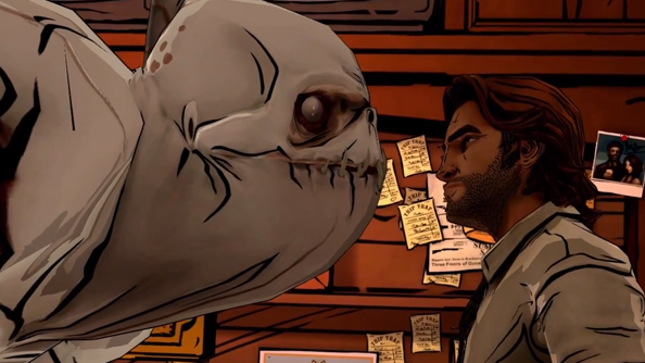 The Wolf Among Us launch trailer marks start of a whole new moral quandary