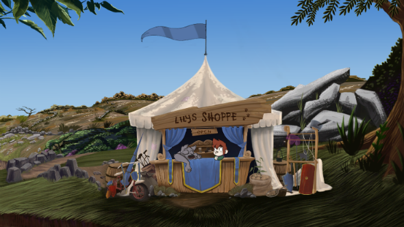 The Little Acre Lily's Shoppe