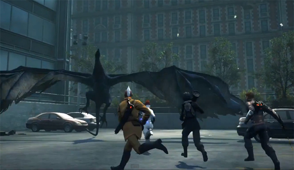 "The Secret World Issue 4: Big Trouble in the Big Apple is the game's ""biggest update yet""; enables player-made stage performances"