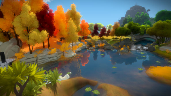 "The Witness will ""exercise your natural intelligence"" says creator Jonathan Blow"