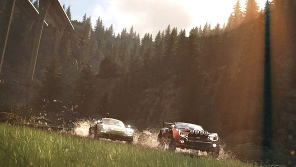 The Crew: open-world swerving.