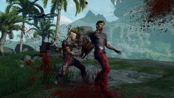 The Culling Closed Alpha