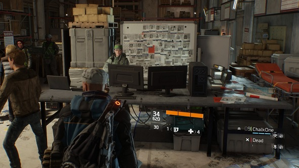 The Division Base of Operations