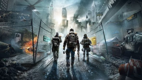 The Division datamining