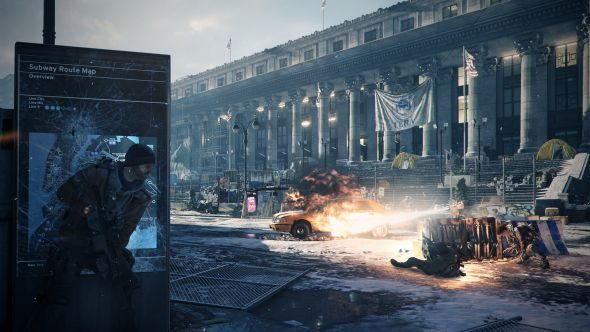 The Division DirectX 12