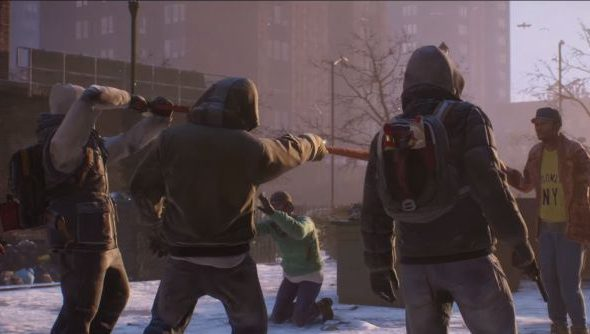 The Division Rioters