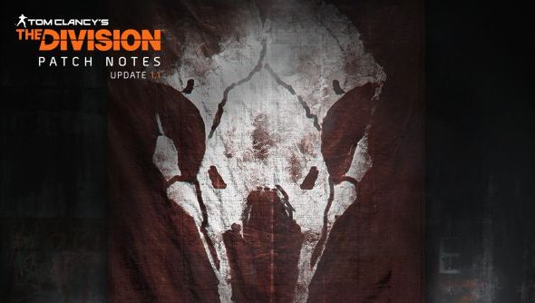 The Division 1.1 patch notes