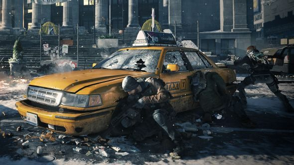 The Division players