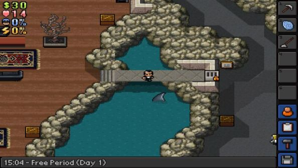 The Escapists Duct Tapes Are Forever Dlc Asks You To Break