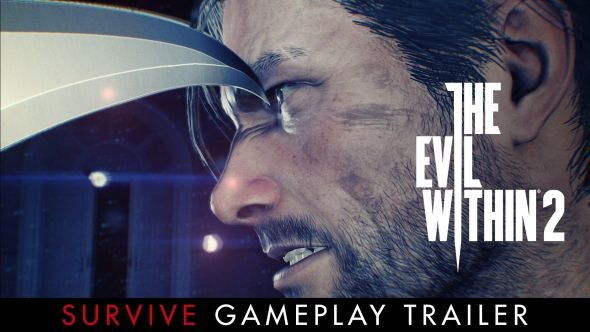 The Evil Within 2 gameplay trailer