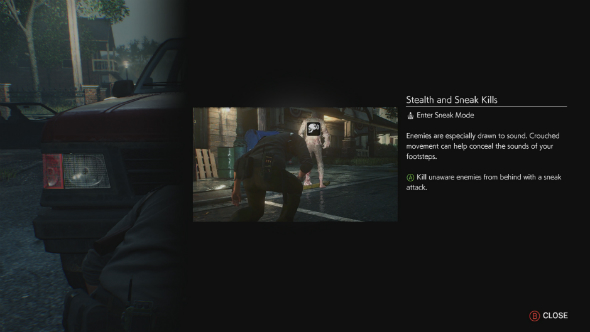 the evil within 2 stealth